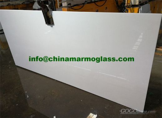 Nano Glass 3rd generation pure white color
