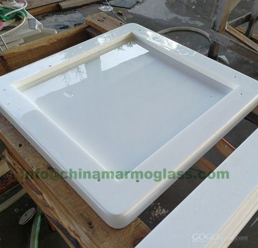 Nanoglass Building Material For Outdoor