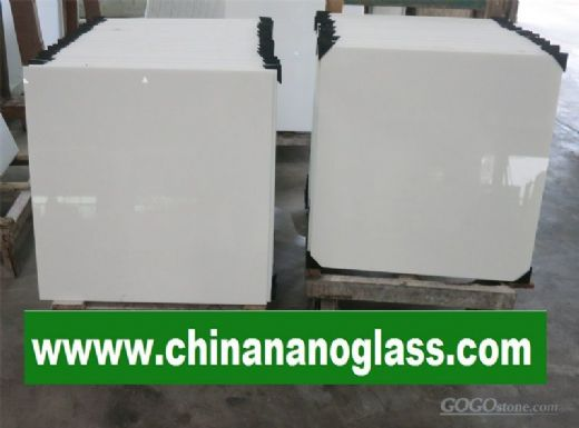 Super White Nano Glass best quality from chinananoglass.com