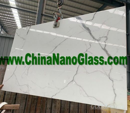 Calacatta Nano Glass