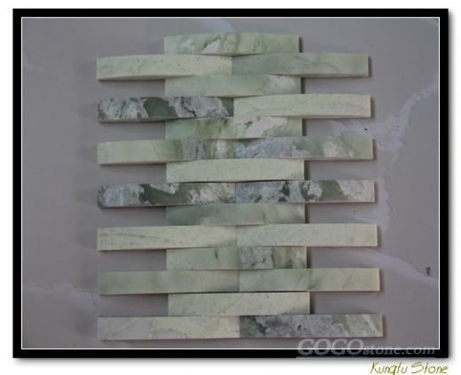 Green Onxy mosaic