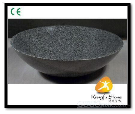 G654 Granite Polish Sink
