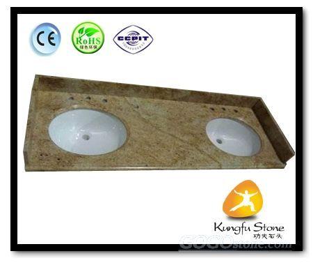 Golden Stone Kitchen Countertops