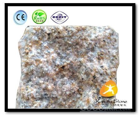 G682 Granite Cubic Stone