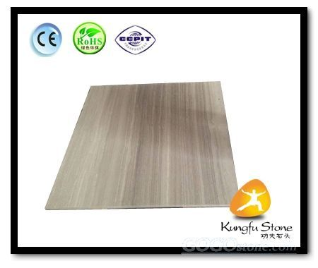 Wood Vein Marble Floor