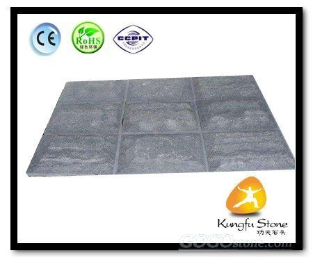 Grey Stone Mushroom Panel