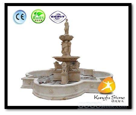 China Marble Stone Fountain