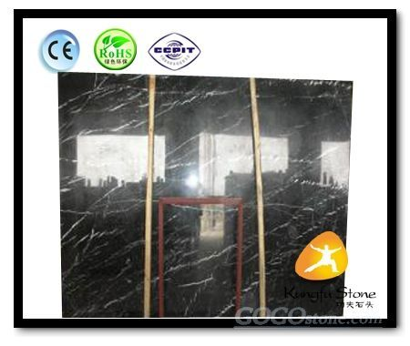 China Black Vein Marble