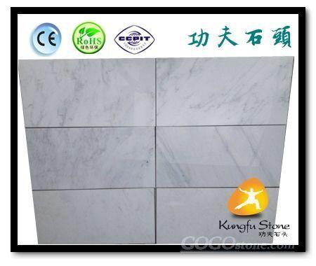 Oriental White Marble Thin Veneer