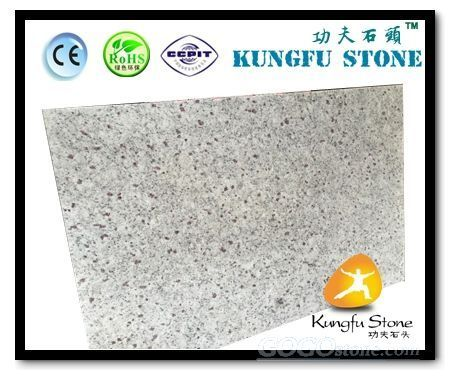 Brazil White Granite Countertop