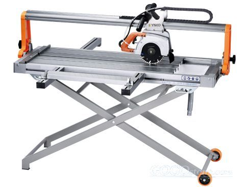Kynko Portable Stone and Tile Cutter for Marble, Granite, Wood