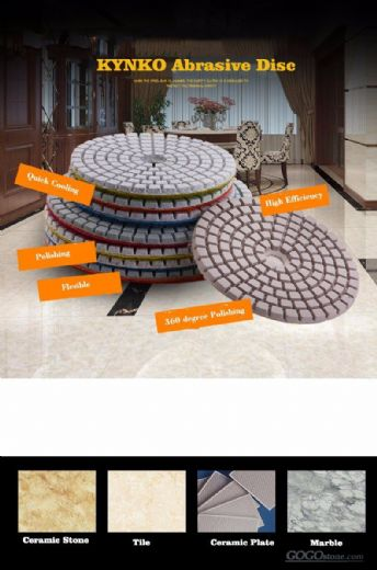 Stone Polishing pad/ stone polishing disc