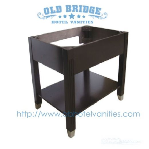base cabinets with solid wood legs