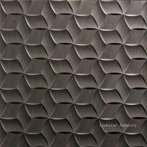 3d stone interior wall board designs