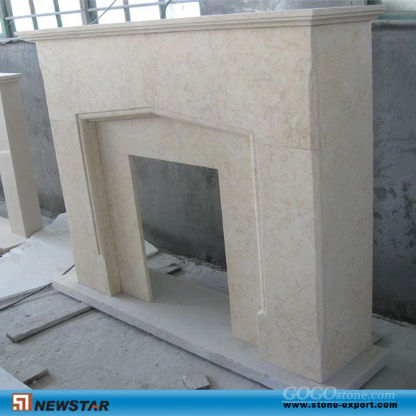 To Sell  granite fireplace