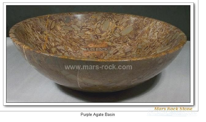 To Sell Purple Agate Basin