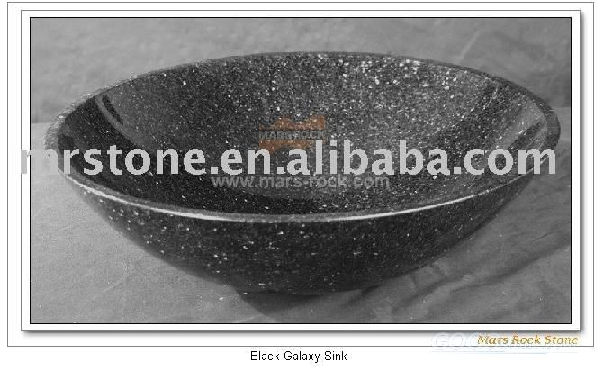 To Sell Black Galaxy Sink