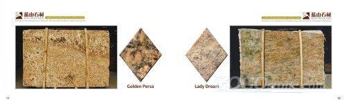 Golden Persa & Lady Dream