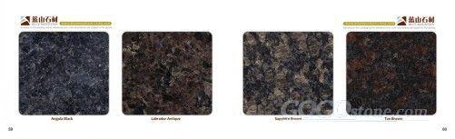 Angola Black&Labrador Antiqque&Sapphire Brown & Tan Brown