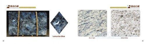 Lemurian Blue&Moon Light&Bethel White