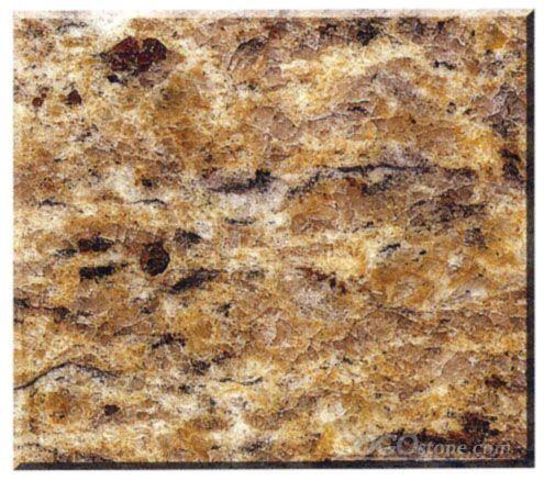 Giallo Cecillia Granite