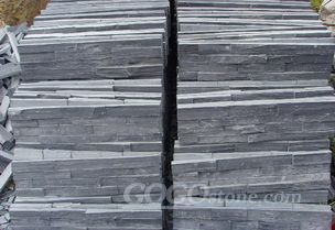 Black Slate Cultural Stone