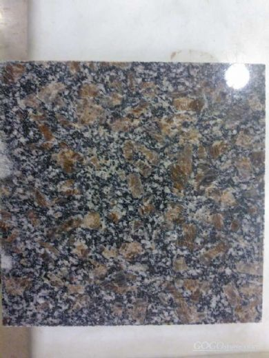 Granite Tile Imperial Middle Diamond