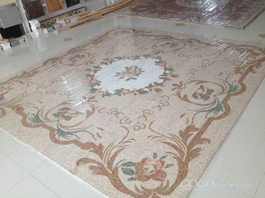 flooring mosaic pattern