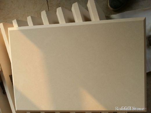 Moca beige limestone tile