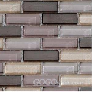 Glass Mosaic Tile (SSF1539)