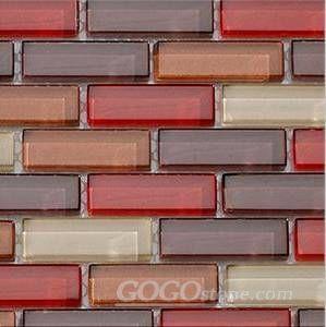 Glass Mosaic Tile (SSF1538)