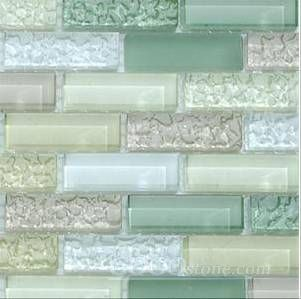 Glass Mosaic Tile (SSF1534)