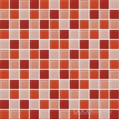 Crystal Glass Mosaic (8SF25010)