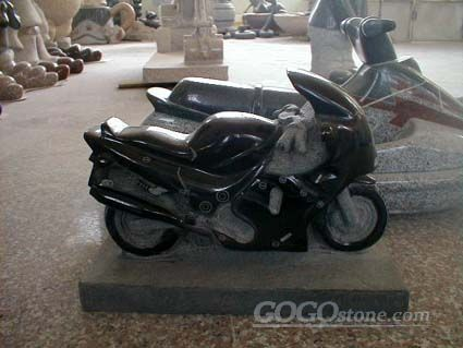Granite motorcycle model