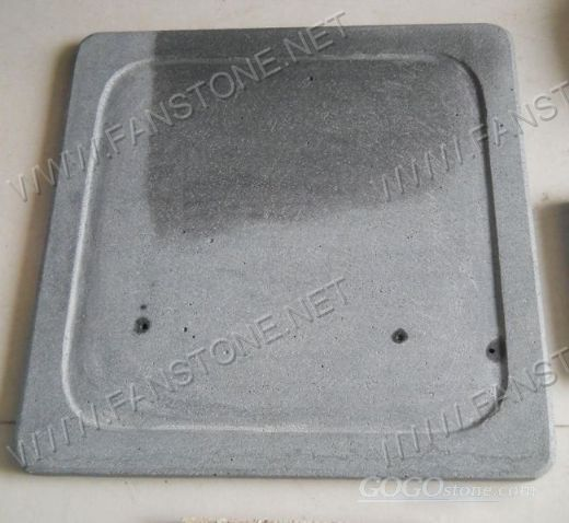 Square cooking pan