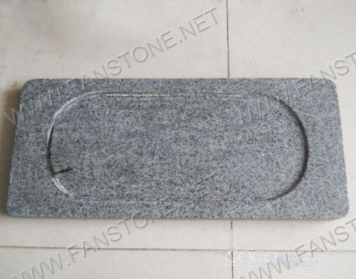 Rectangle cooking stone