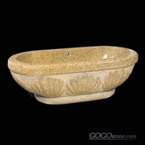 STONE BATHTUB/BT008
