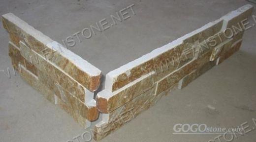Slate corner