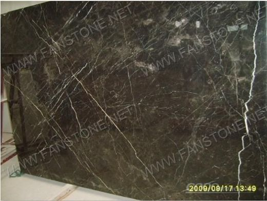Chinese St Laurent Marble Slab