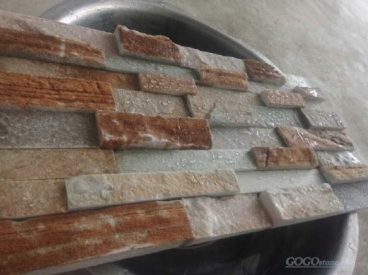 Natural ledge culture stone