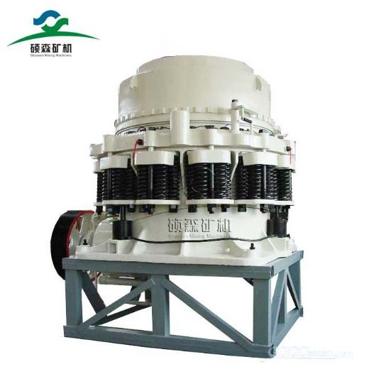 Stone Spring Cone Crusher Machinery