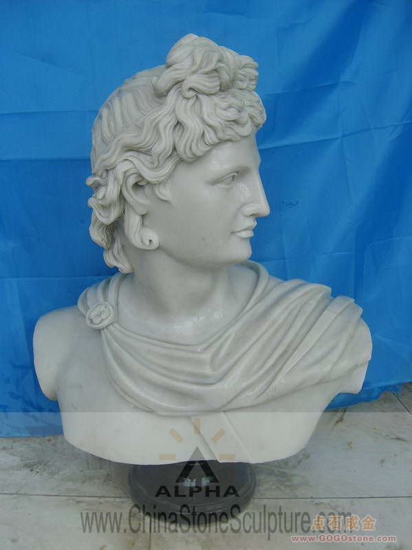 To Sell Marble Bust Statue