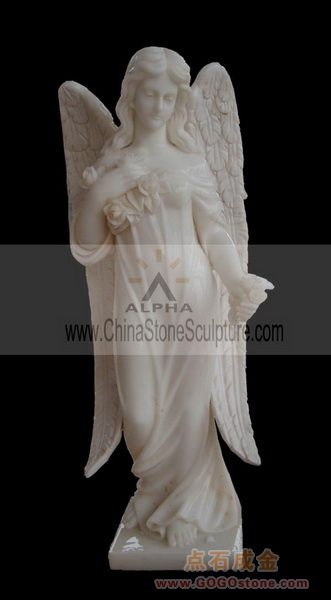 To Sell Marble Angel Statues