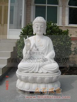 To Sell Marble Buddha Sculptures