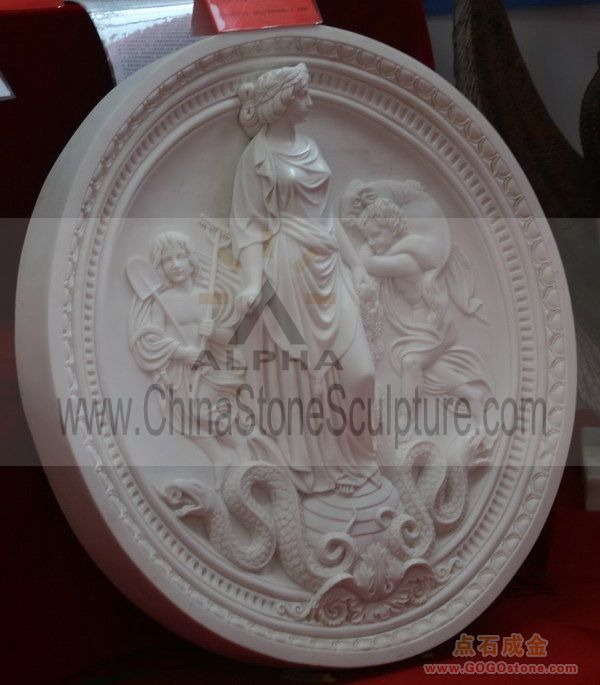 To Sell Marble Relievo Sculpture