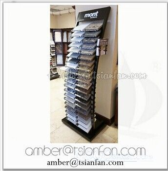 Marble and Granite Display Rack