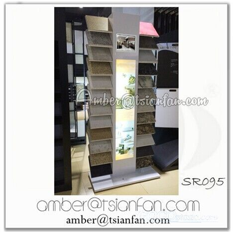 Quartz Granite and Marble Stone Display Stand
