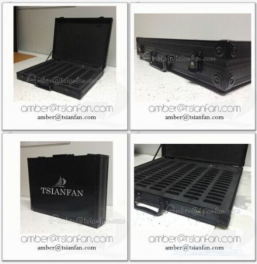 Sample Stone Suitcase