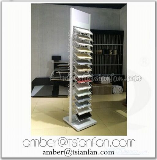 Sample Stone Granite Display Stand