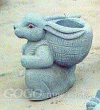 To Sell Stone Rabbit